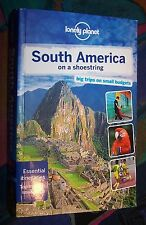 SOUTH AMERICA on a shoestring (Quer durch Südamerika) # 2013 LONELY PLANET