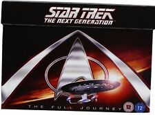 The Complete Star Trek Next Generation - Full Journey DVD Collection Brand New