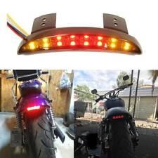 For Honda Shadow Spirit Vt 1100 750 Motorcycle Led Turn Signals Brake Tail Light