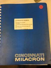 Cincinnati Milacron Diagnostics Manual 900Tc Control Pub. No 3-Tc-8207-Dm