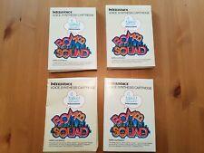 Bomb Squad Intellivision / Intellivoice Game - Complete - Box - Manual - Overlay