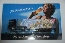 Werbetruck  Scania  Sattelzug  Franziskaner Weissbier  6