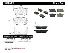 StopTech Sport Brake Pads fits 1996-1999 Isuzu Oasis  STOPTECH