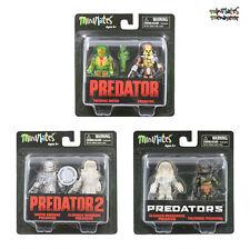 Predator Minimates TRU Toys R Us Wave 3 Complete Set