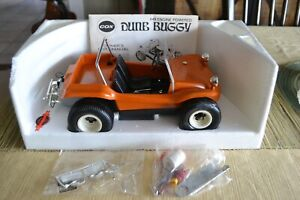 Unused Cox Gas Powered ORANGE Dune Buggy In Original Carton Minus Outer Box