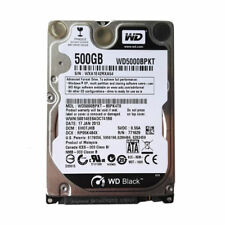 "WD Scorpio Black 500GB WD5000BPKT 7200RPM SATA 2.5"" Laptop HDD Hard Drive"