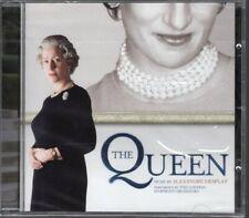 ALEXANDRE DESPLAT FACTORY SEALED  THE QUEEN  2006 MILAN CD EDITION