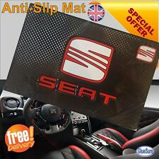 SEAT CAR DASHBOARD NON SLIP GRIP DASH MAT ANTI SLIDE PHONE KEY COINS STICKY