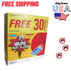 240 Pcs Mat Mosquito Repellent Tablet Bugs Refill Thermacell 14 Hours Protection