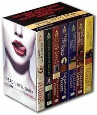 Sookie Stackhouse/True Blood Ser.: Sookie Stackhouse Set : Dead Until Dark; Living Dead in Dallas; Club Dead; Dead to the World; Dead as a Doornail; Definitely Dead; All Together Dead by Charlaine Harris (2008, Counterpack Filled)
