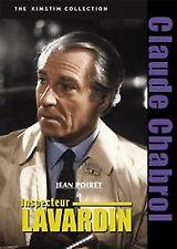 INSPECTEUR LAVARDIN CLAUDE CHABROL KIMSTIM COLLECTION NEW SEALED DVD FREE SHIP