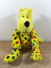 """Kohl's Cares Dr.Seuss Put me in the Zoo Spotted Leopard 16"""" Plush"""