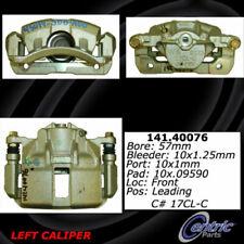 Centric 141.40075 Disc Brake Caliper-Semi-Loaded Caliper Front Right Reman