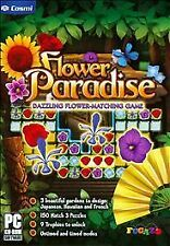 Flower Paradise Dazzling Flower Matching Game