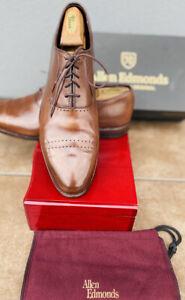 Allen Edmonds Shoes Oxfords 12D Bourbon Executive Lace Up Arlington Verona