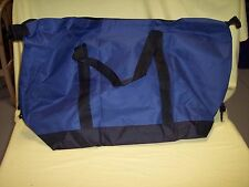 Extra Large Carry All Bag  Navy