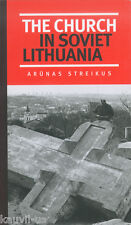 The Church in Soviet Lithuania USSR Russia religion