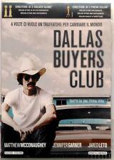 Dvd Dallas Buyers Club con Matthew McConaughey 2013 Usato