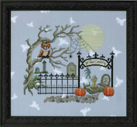 GLENDON PLACE Cross Stitch Pattern Chart WHOOLIGAN'S HANGOUT