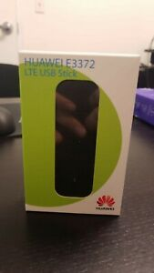 Huawei E3372h-607 LTE Cat4 USB Stick Modem UNLOCKED 4G Band