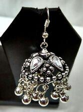 Afghan Turkoman Gypsy Kuchi Tribal Earrings Necklace Belly Dance Costume Jewelry