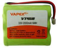 Tomy TD450 TDV450 Baby Monitor Battery 3.6V 2000mAh NiMH Rechargeable TP71030B