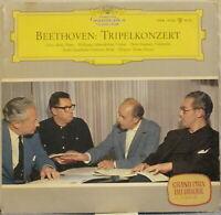 BEETHOVEN Tripelkonzert (Triple Concerto) LP—G. Anda/W. Schneiderhan/P. Fournier