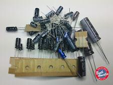 Electrolytic Radial capacitor kit for Cobra 148 GTL (PC-412, 1980 to 1995)
