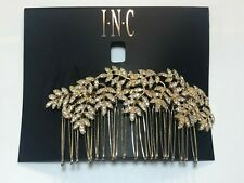 INC Hair Clip Gold Tone New Over Stock With Out Tags