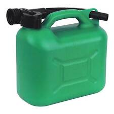 5L 5 Litre Fuel Jerry Can Camping Petrol Diesel Kerosene Container