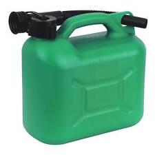 5 L 5 litros de combustible Bidón Camping Gasolina Diesel Botella De Invierno Coche Kit De Emergencia