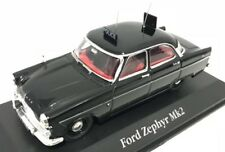 ATLAS BEST OF BRITISH POLICE CARS 1/43 FORD ZEPHYR MKII MK2 LANCASHIRE POLICE