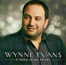 WYNNE EVANS - A Song In My Heart - Signed CD