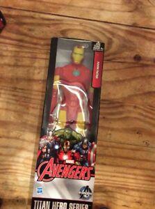 Marvel Avengers Spider-Man Thor Action Figure Titan Super Hero Series Toy Gift