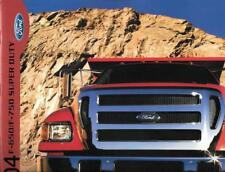 2004 04 Ford F 650 thru 750 Super Duty truck   original sales brochure