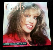 CARLY SIMON LP Coming around again   GERMAN PRESSING VINYL LP
