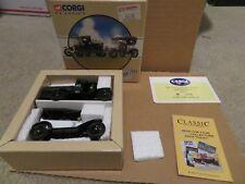 Corgi Classics National Park Treasures Yellowstone Service Set Tanker & Car MIB