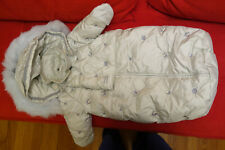 Manudieci Baby 9 Months Snowsuit Made In Italy Winter Down Filled