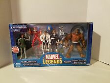 Marvel Legends Fantastic Four 4 Box ToyBiz