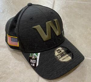 Washington Football Team New Era 2020 Salute To Service Flex Fit S/M Men's Hat