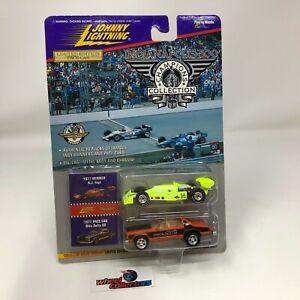 #7303  Indianapolis 1977 Foyt & Olds Delta 88 * Johnny Lightning * HH9
