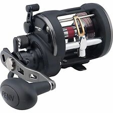 Penn Warfare level Wind 20 Trolling Multiplier Sea Fishing Reel – Star Drag