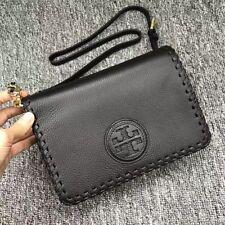 Authentic Tory Burch Marion Combo Crossbody Bag Black