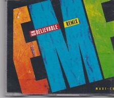 EMF-Un Believable Remix cd maxi single