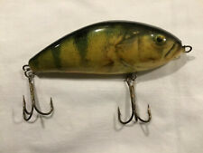 Lot of 3 Salmo 5F Floating Minnows in 3 Different Colors Crappie Bass Trout