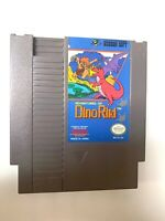 The Adventures of Dino Riki ORIGINAL NINTENDO NES GAME Tested Working Authentic