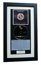 ELO New World Record CLASSIC CD Album GALLERY QUALITY FRAMED+EXPRESS GLOBAL SHIP