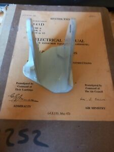 Aircraft Parts BAC 1-11 CONTROL CABLE PULLEY SUPPORT BRACKET