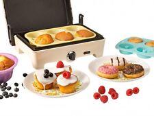 Mini Multi Machine à pain automatique Backofen Poêle contact de table, barbecue