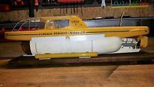 U-Boot - Forschungsuboot Lula - statisch tauchen mit Kolbentank #121